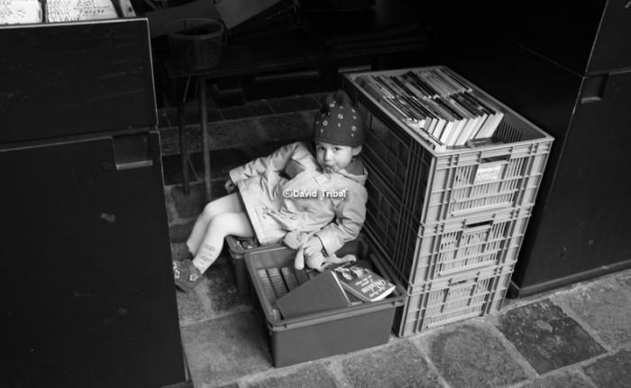 Marché aux livres @ Lille