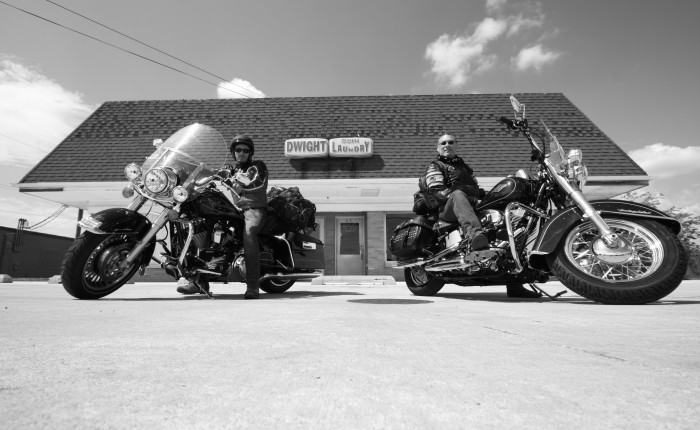 Riding Route 66, how does it look like ?