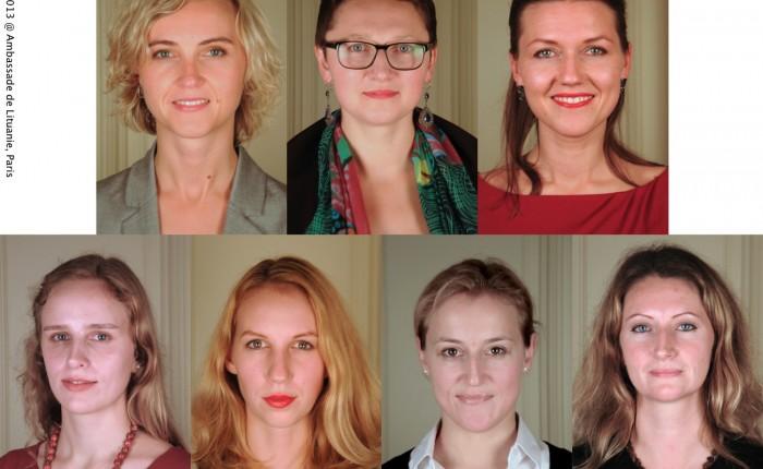 Les portraits de CV de l'Ambassade de Lituanie