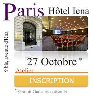 Paris - Atelier - copie