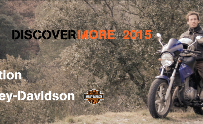 Harley Davidson Discover More 2015 – Let me dream ;)