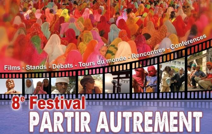 Festival Voyage «Partir autrement» – 25/26 Avril @ Paris