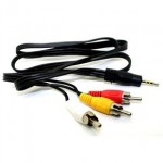 Video Cables – RCA , YPbPr, VGA, AV, HDMI