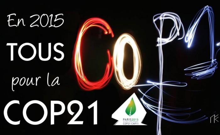 Lancement de la COP21 aujourd'hui