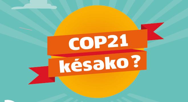 COP21 KESAKO ?