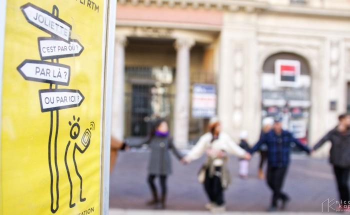 Chaîne Humaine pour un Climat de paix – Marseille – Dimanche 29  Novembre – Reportage