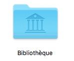 Afficher le Dossier Bibliothèque sous Mac OS X EL CAPITAN