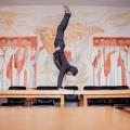 Le droit, un équilibre à trouver Photographe prise à la Fac de Droit d'Aix en Provence Crédit Photo: