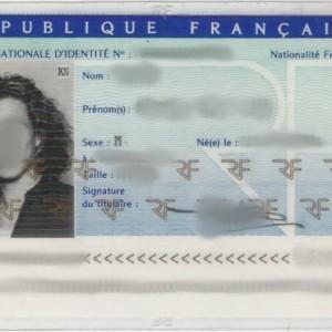 Renouvellement de Carte d'Identité Nationale