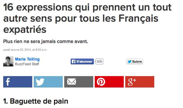 16 expressions qui prennent un tout autre sens pour tous les Français expatriés