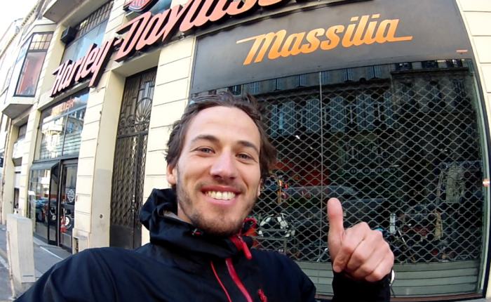 Traverser l'Europe en Harley Davidson, c'est pour bientôt ?!?