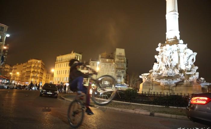 Grève des taxis marseillais – Entre légalité et l'égalité