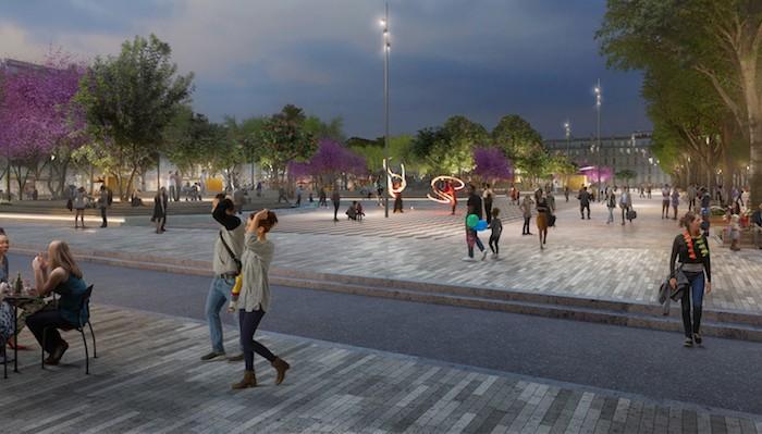 SOLEAM: les projets d'aménagement du centre ville de Marseille – Focus sur La Plaine